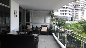 Apartamento En Alquiler En Panama, Bellavista, Panama, PA RAH: 17-4339