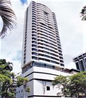 Apartamento En Alquileren Panama, Avenida Balboa, Panama, PA RAH: 17-5325