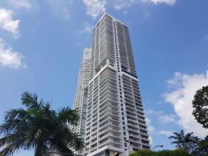 Apartamento En Alquileren Panama, Avenida Balboa, Panama, PA RAH: 17-6220