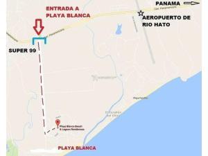 Terreno En Alquileren Rio Hato, Playa Blanca, Panama, PA RAH: 17-7019