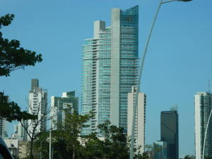 Apartamento En Alquileren Panama, Avenida Balboa, Panama, PA RAH: 18-690