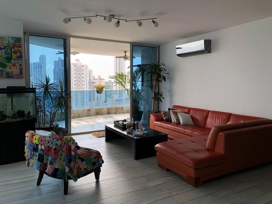 Apartamento En Venta En Panama En San Francisco - Código: 18-5666