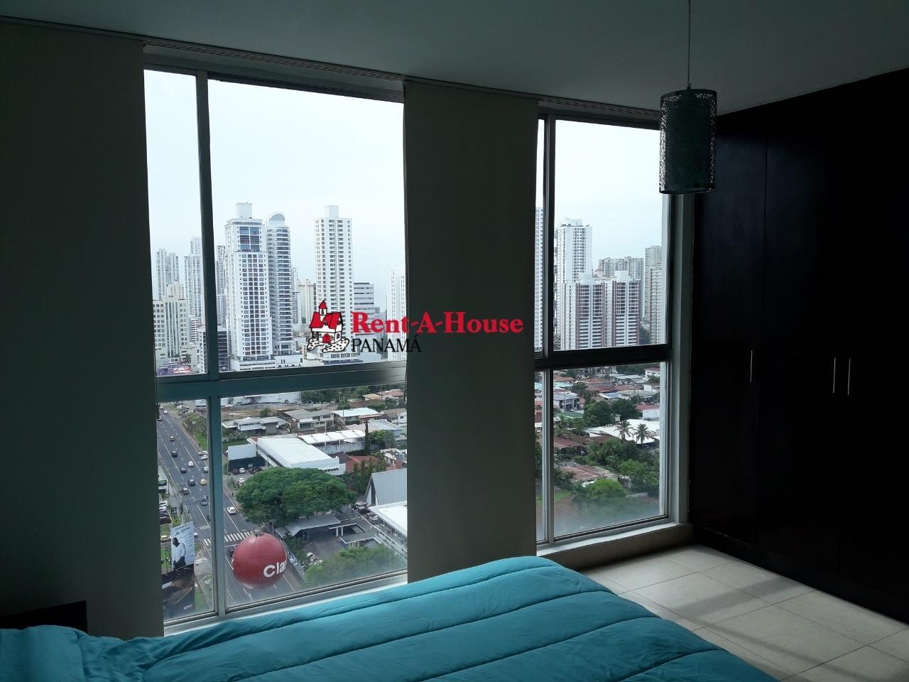 Apartamento En Venta En Panama En San Francisco - Código: 18-6672
