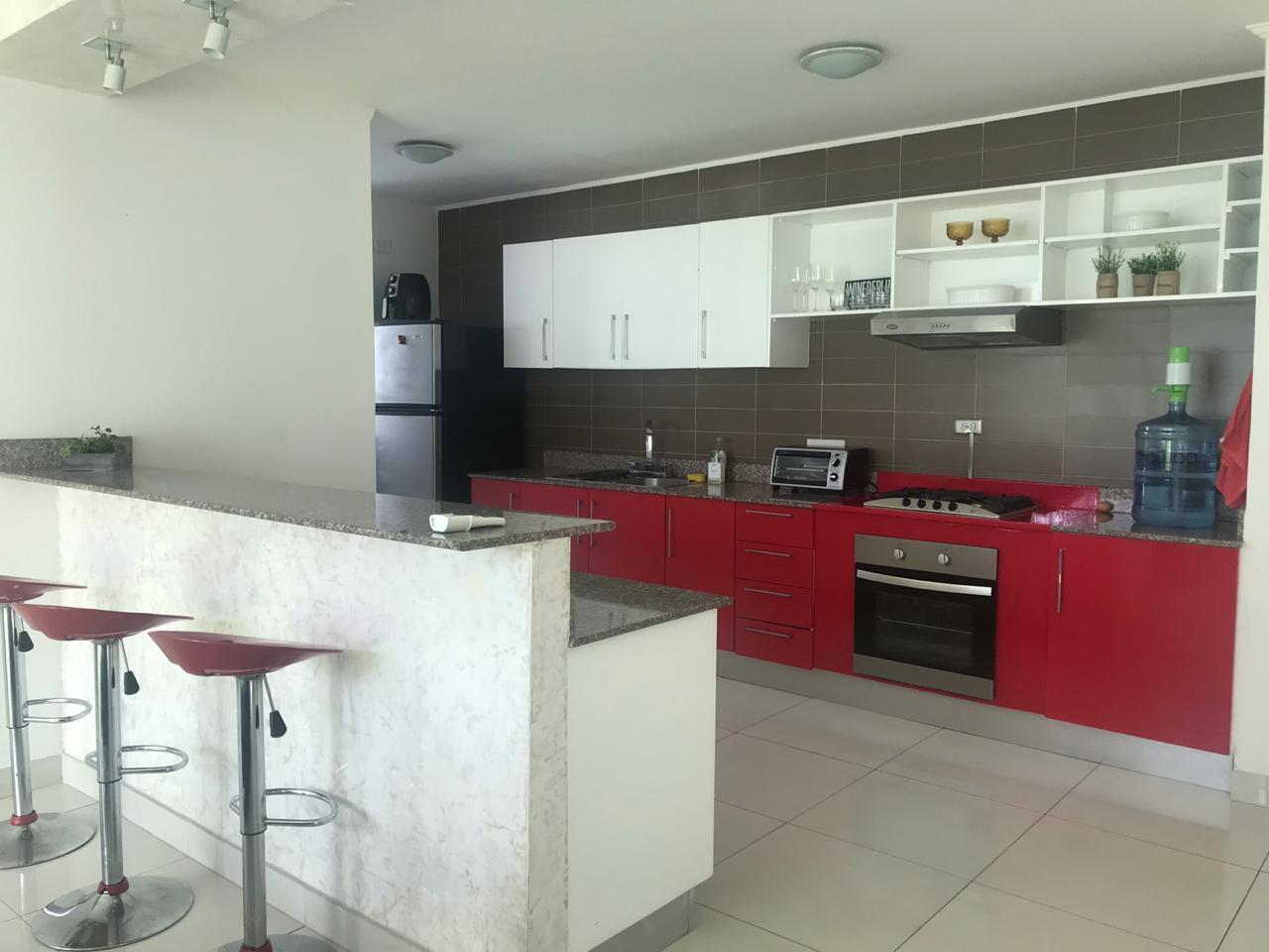 Apartamento En Alquiler En Panama En San Francisco - Código: 19-10016