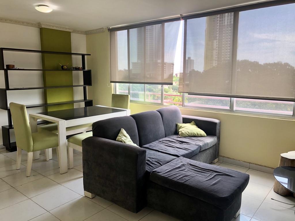 Apartamento En Alquiler En Panama En Hato Pintado - Código: 19-12095