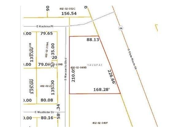 0 Hwy 69 Dewey-Humboldt, AZ 86327 - MLS #: 962169