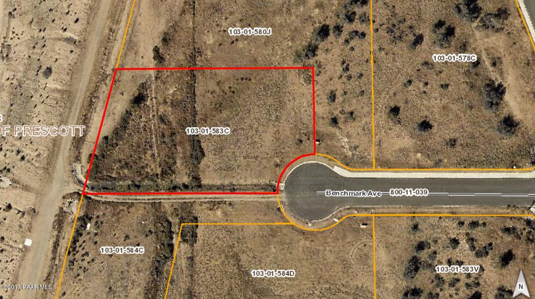 2886 Benchmark Avenue Prescott, AZ 86301 - MLS #: 1004057