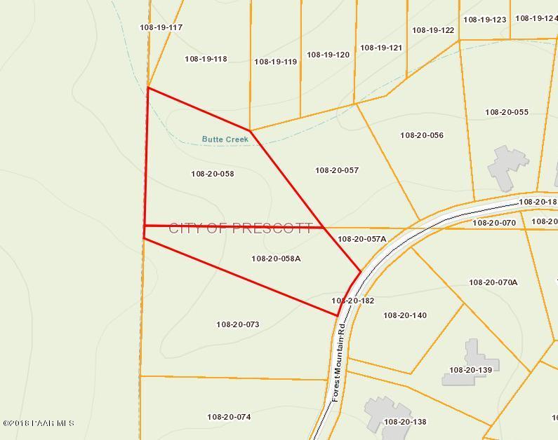 2193 Forest Mountain Road Prescott, AZ 86303 - MLS #: 1010552