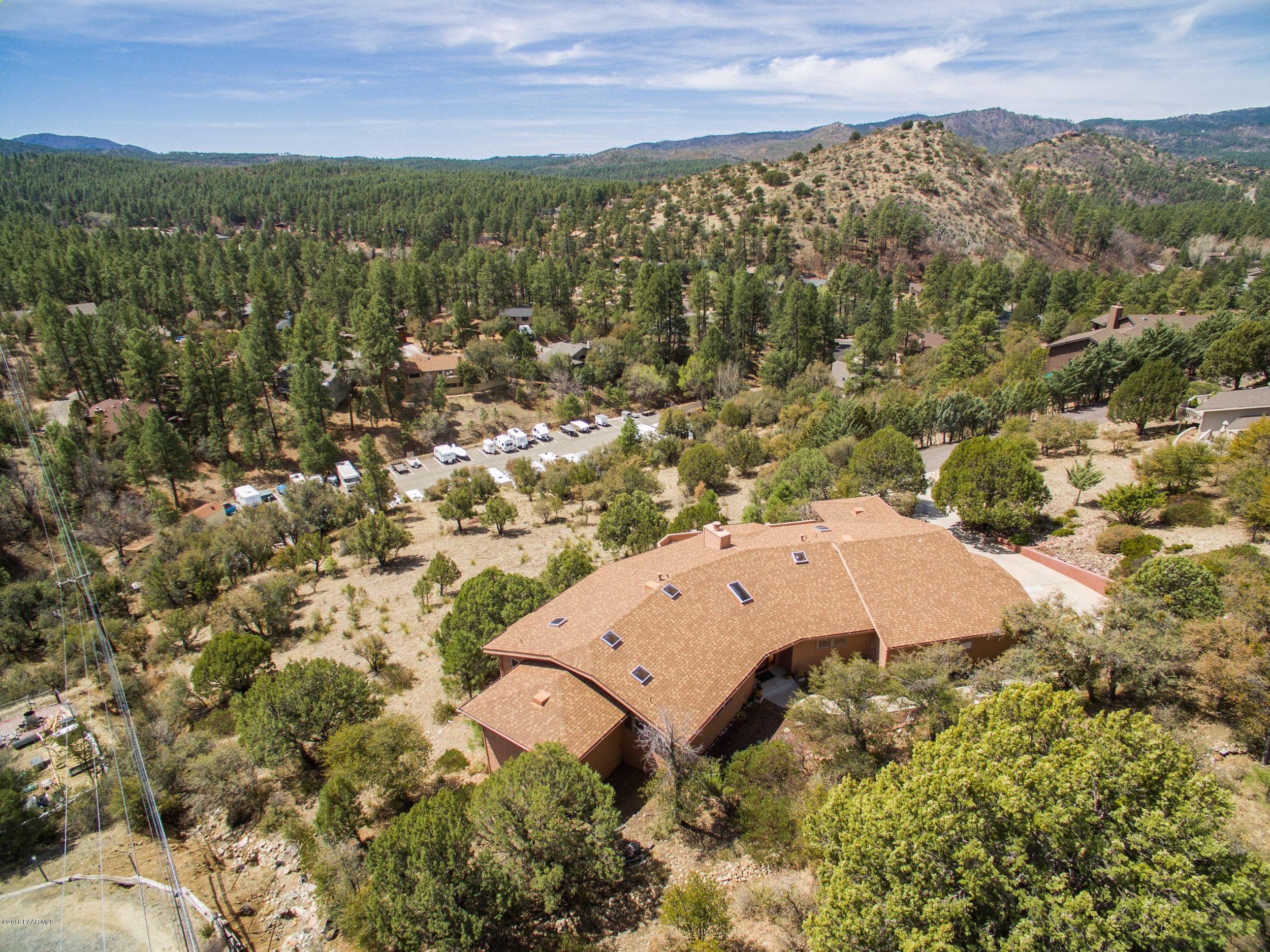 155 Partridge Lane Prescott, AZ 86303 - MLS #: 1011298