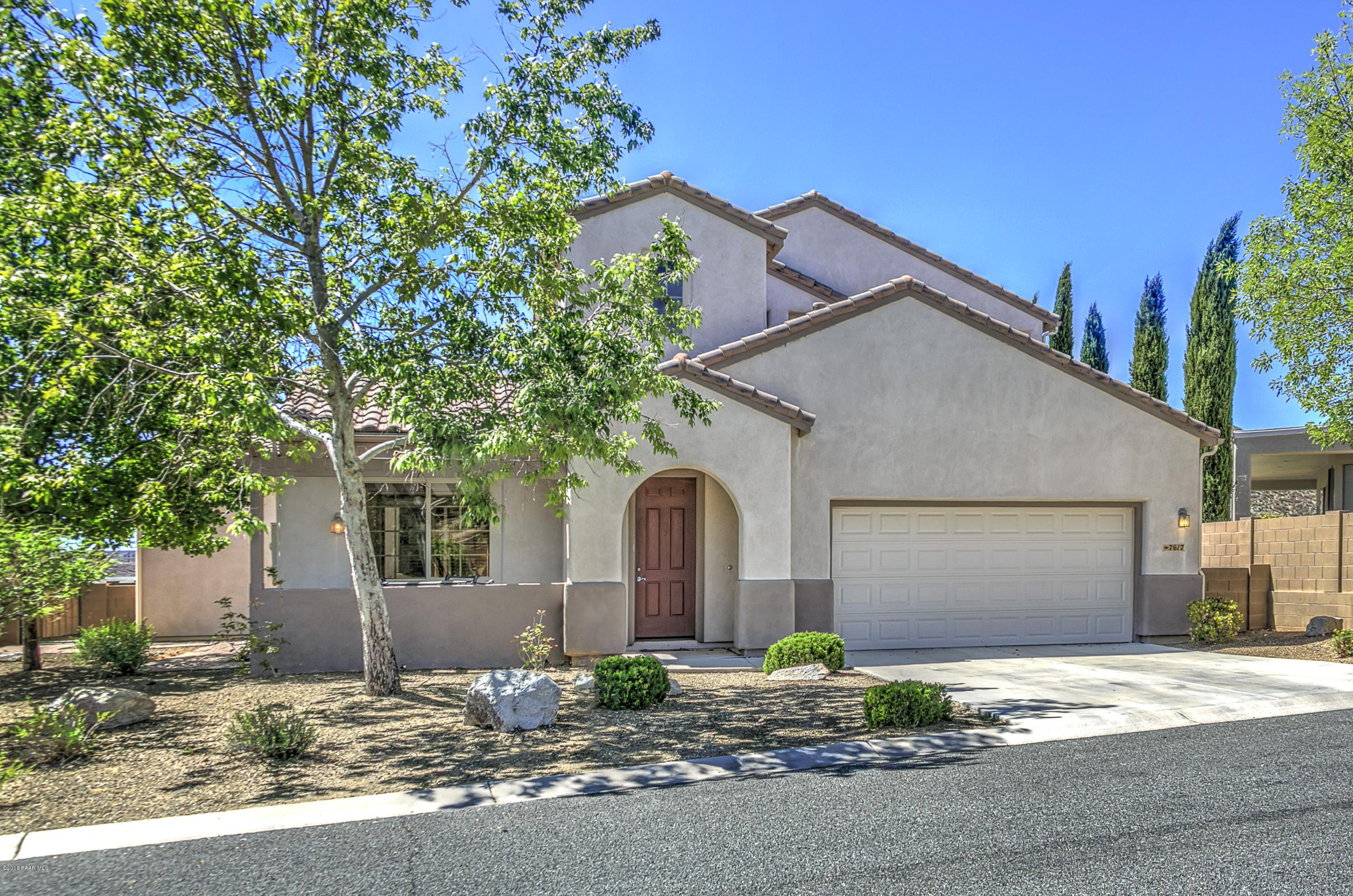 7617 E Bravo Lane, Prescott Valley, Arizona