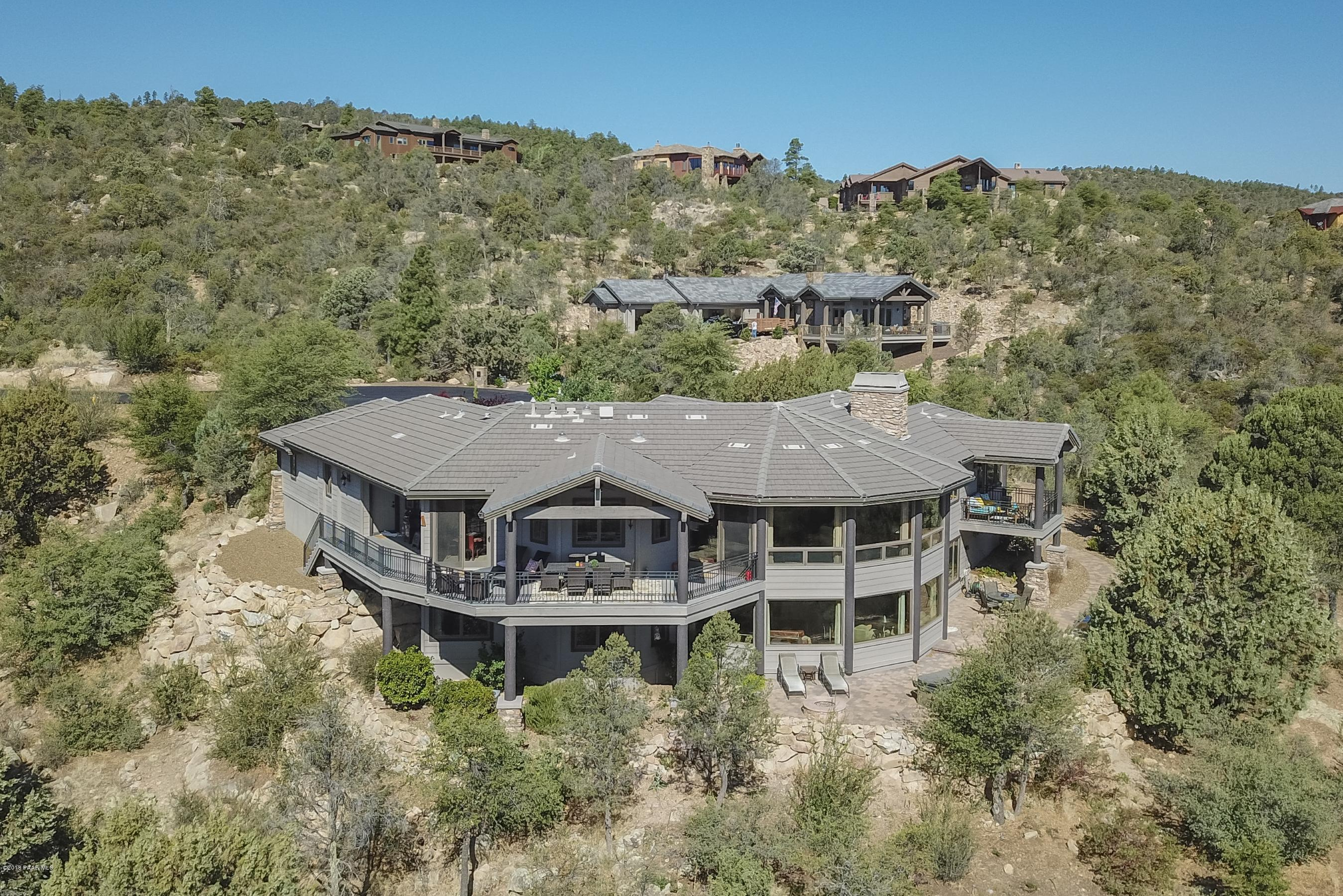 805 Mavrick Mountain Trail Prescott, AZ 86303 - MLS #: 1012495