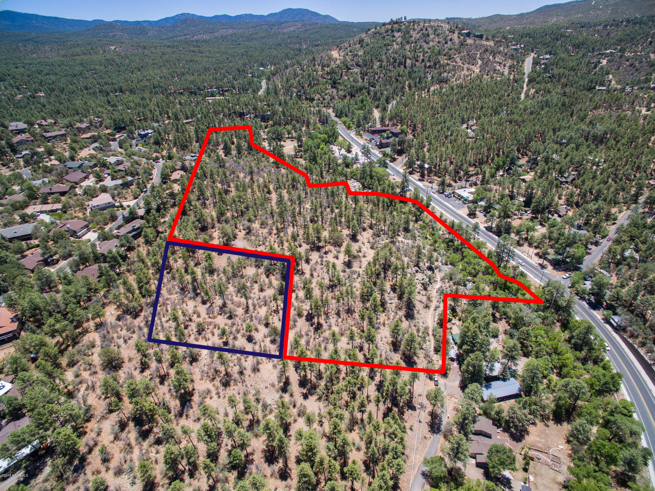 1101  White Spar Road, Prescott, Arizona 0 Bedroom as one of Homes & Land Real Estate
