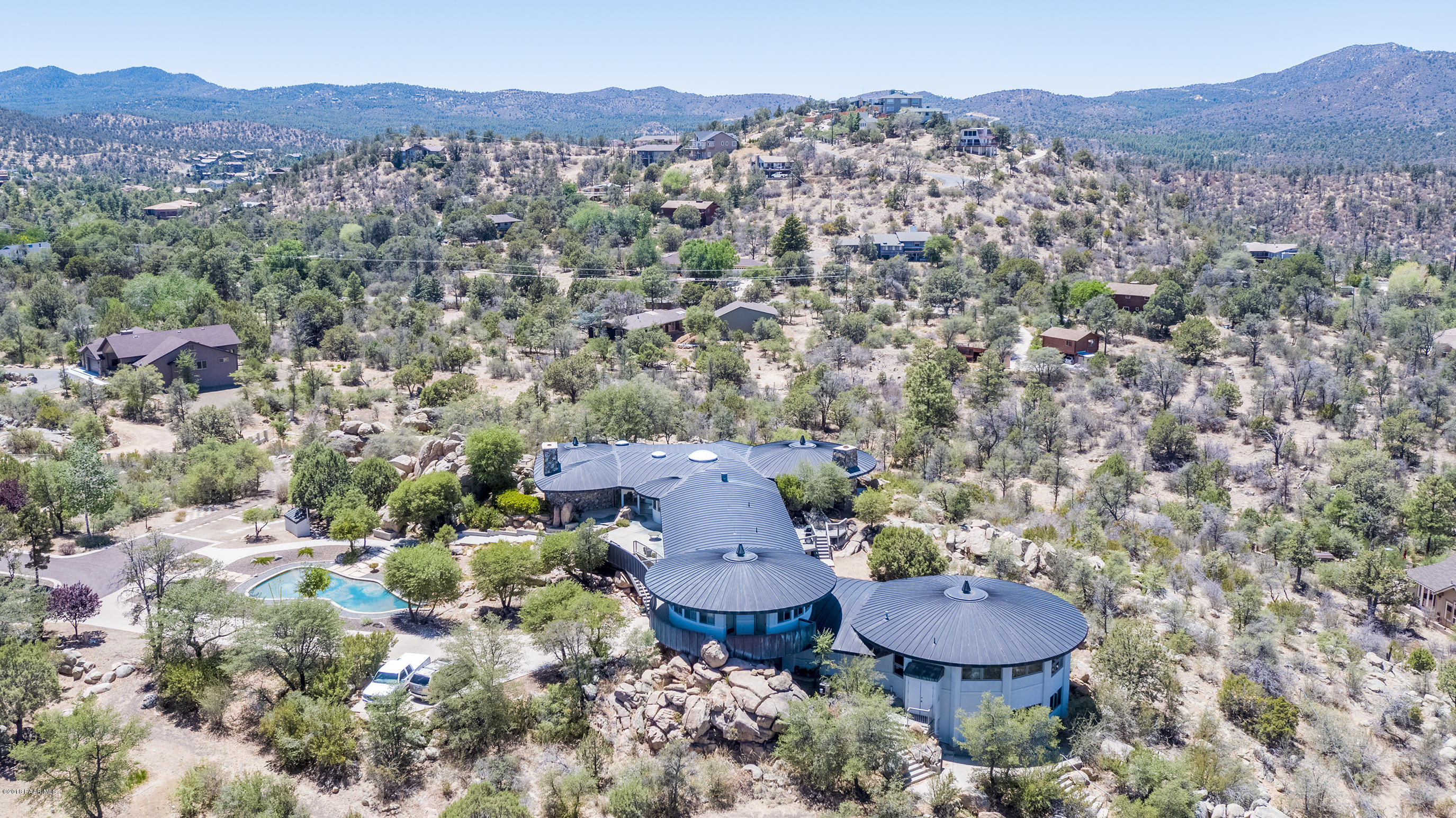 1991 N Tranquil Trail Prescott, AZ 86305 - MLS #: 1013271
