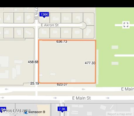 7744 E Main Street Mesa, AZ 85207 - MLS #: 1014133