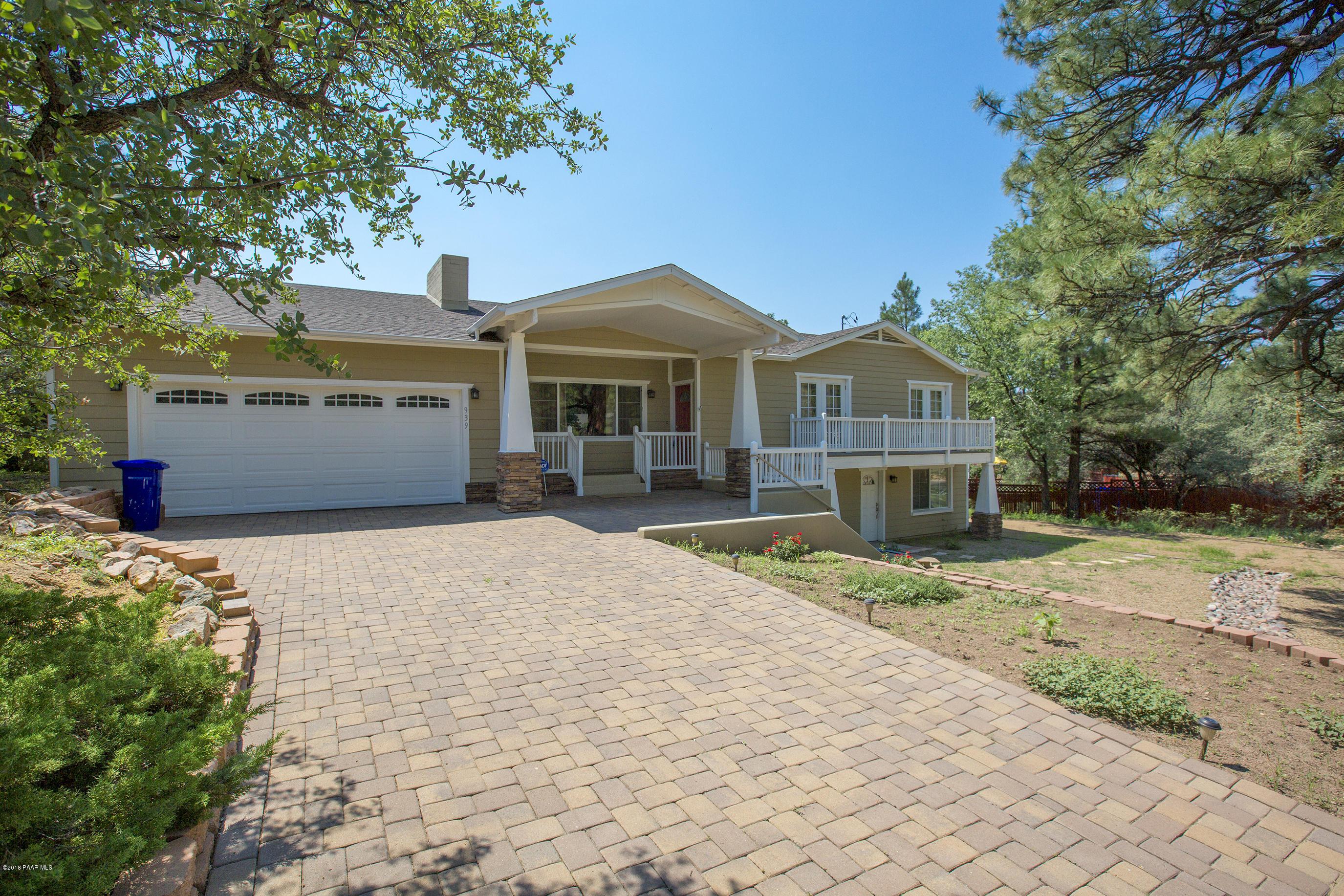 Photo of 939 Juanita Terrace, Prescott, AZ 86303