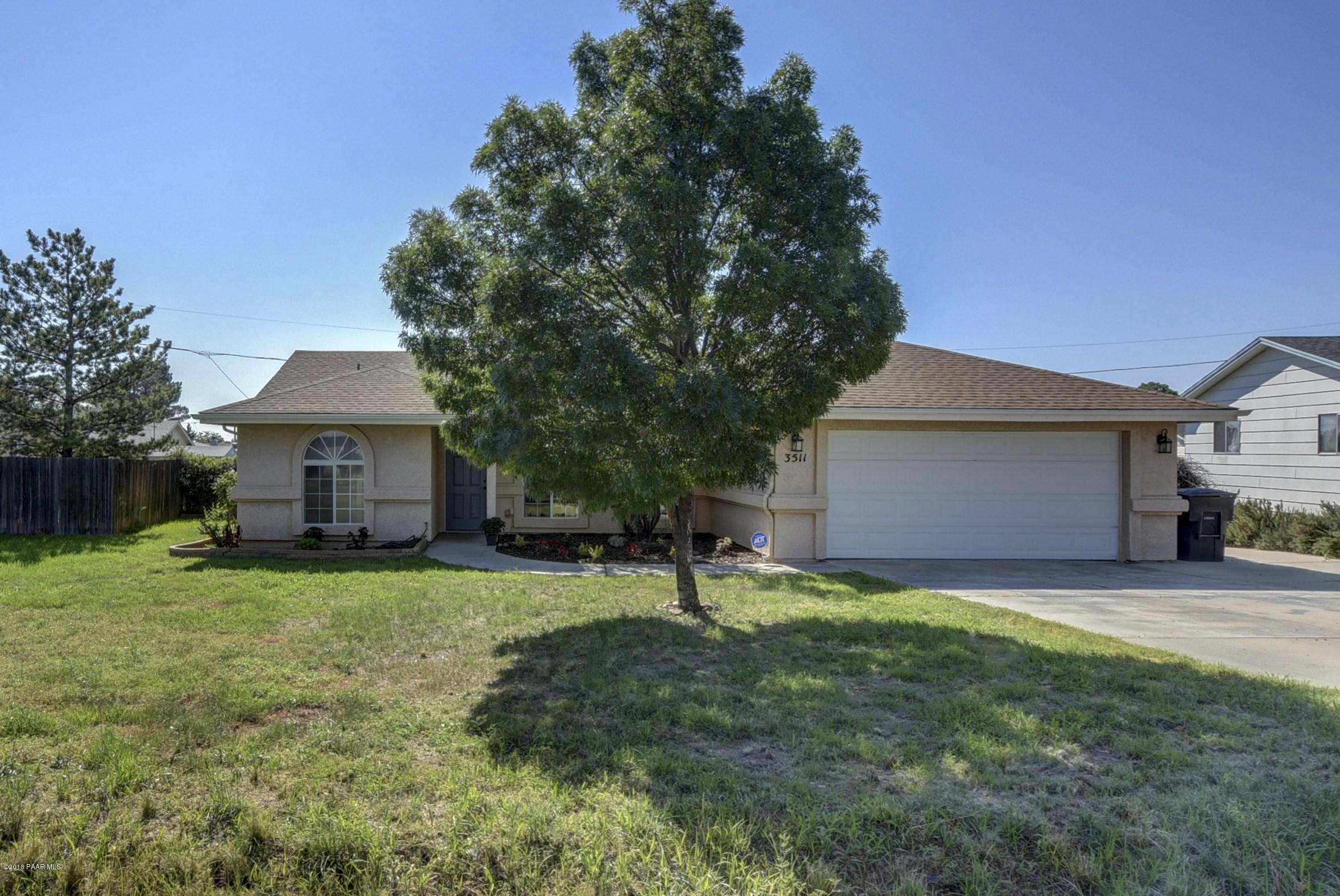 3511 N Sharon Drive Prescott Valley, AZ 86314 - MLS #: 1014492