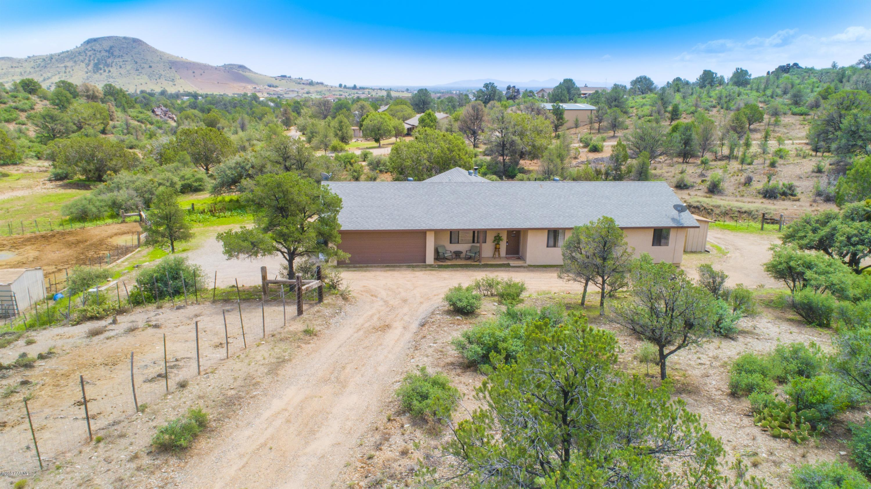 4960 Dome Road Prescott, AZ 86305 - MLS #: 1012157