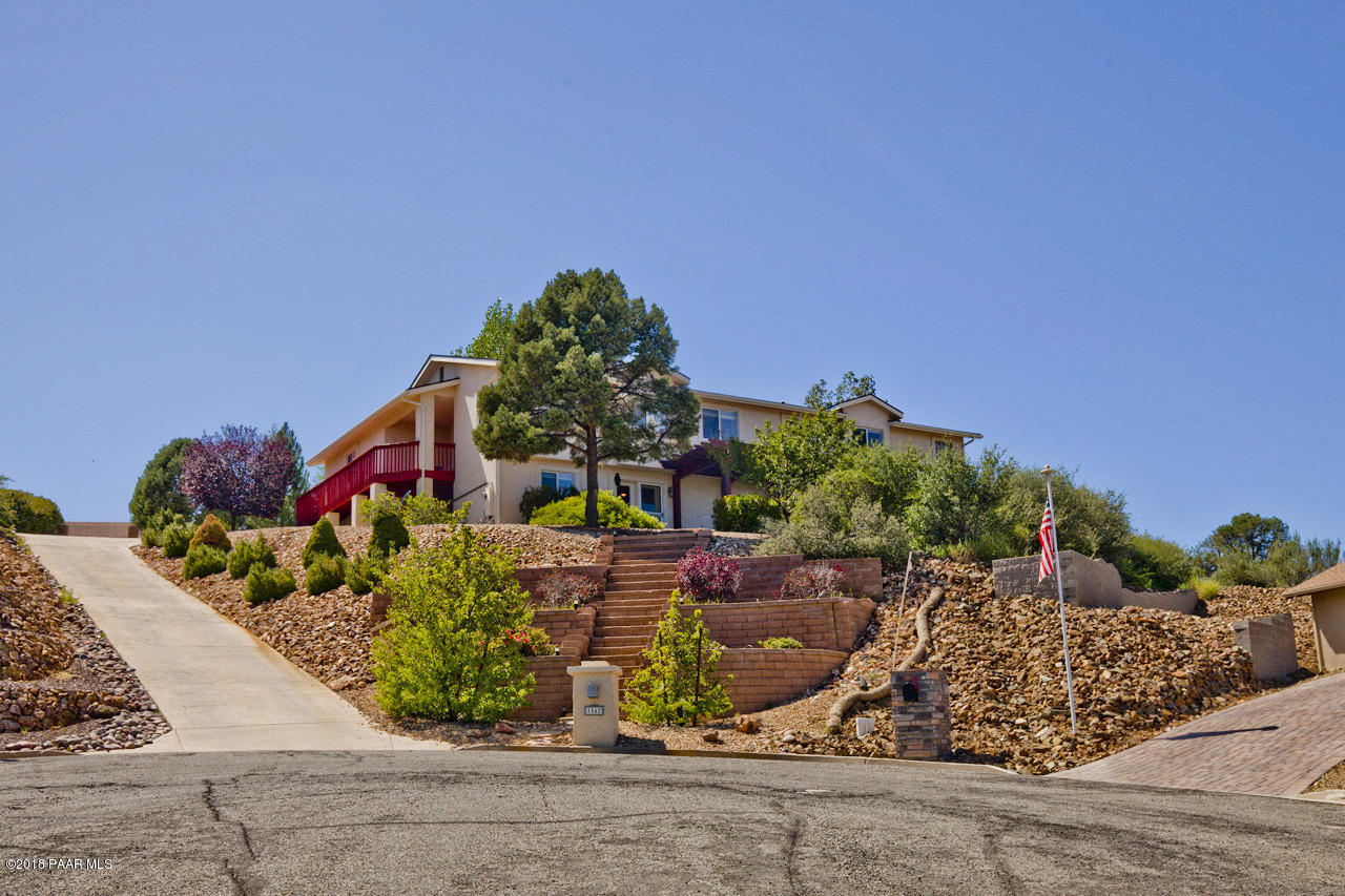 Photo of 1542 Eagle Mountain, Prescott, AZ 86301