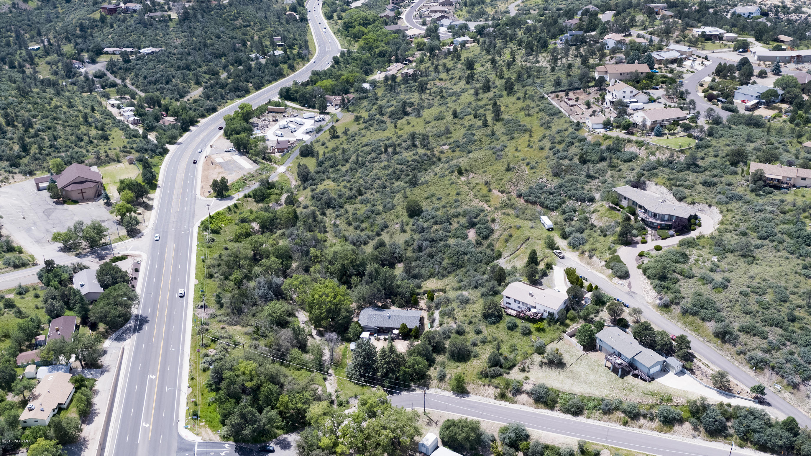 610 Willow Creek Lane Prescott, AZ 86305 - MLS #: 1015072