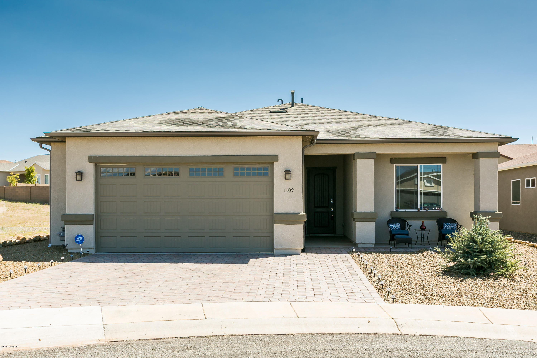 1109 N Beltran Circle Dewey-Humboldt, AZ 86327 - MLS #: 1015315