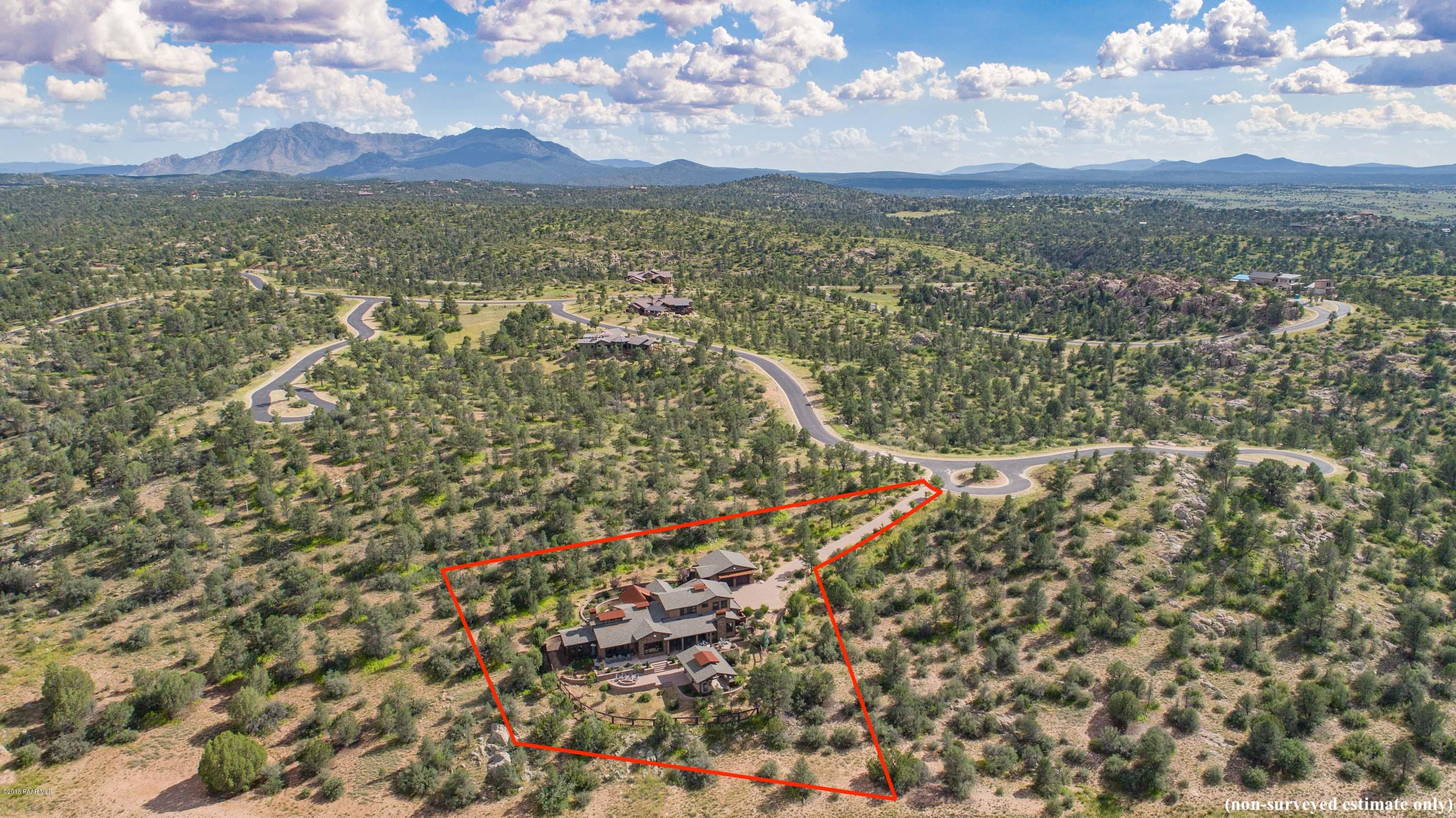 15365 N High Lonesome Way Prescott, AZ 86305 - MLS #: 1015309