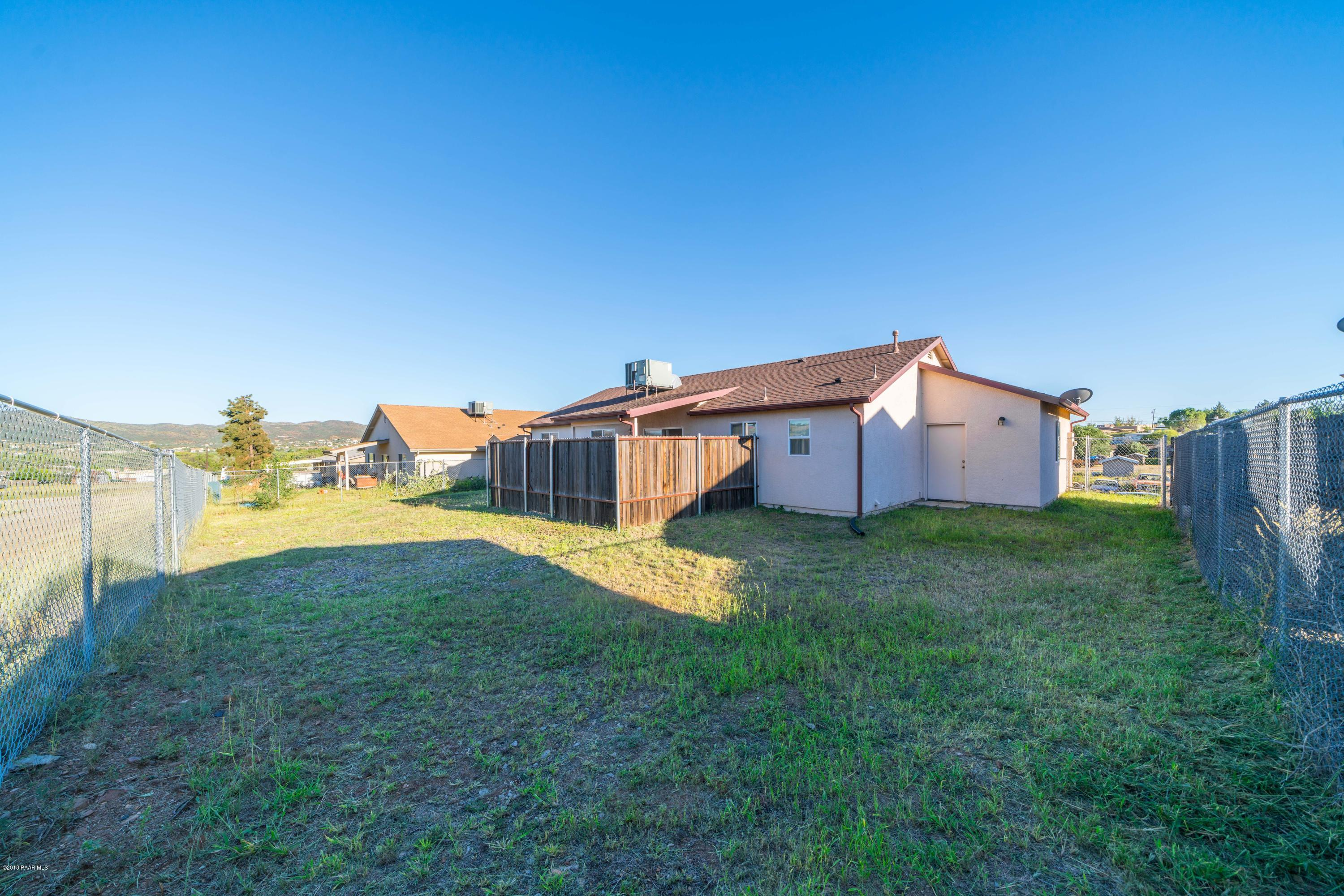 12890 E Mirage Road Dewey-Humboldt, AZ 86329 - MLS #: 1015416
