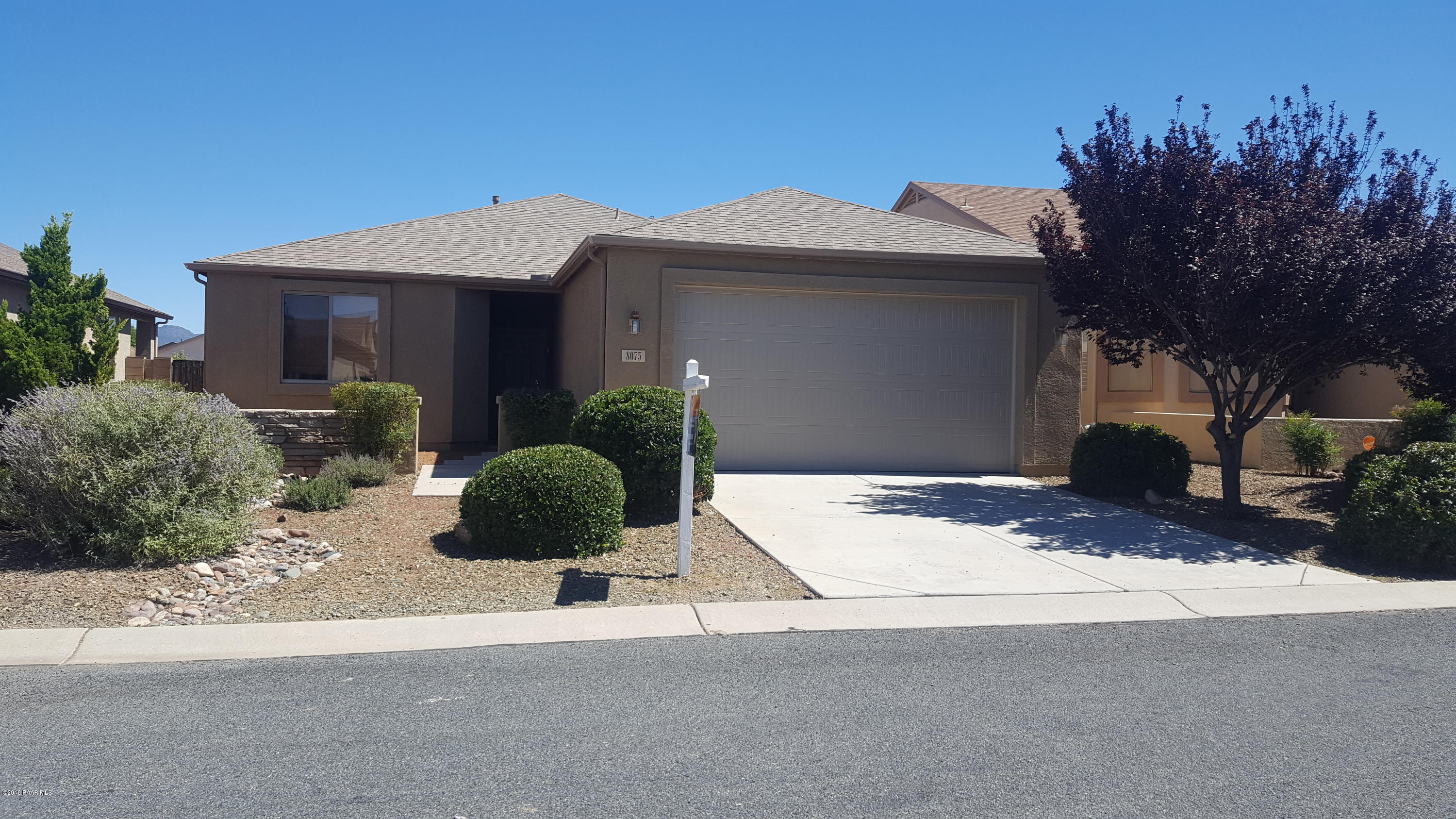 8075 N Racehorse Road Prescott Valley, AZ 86315 - MLS #: 1014456