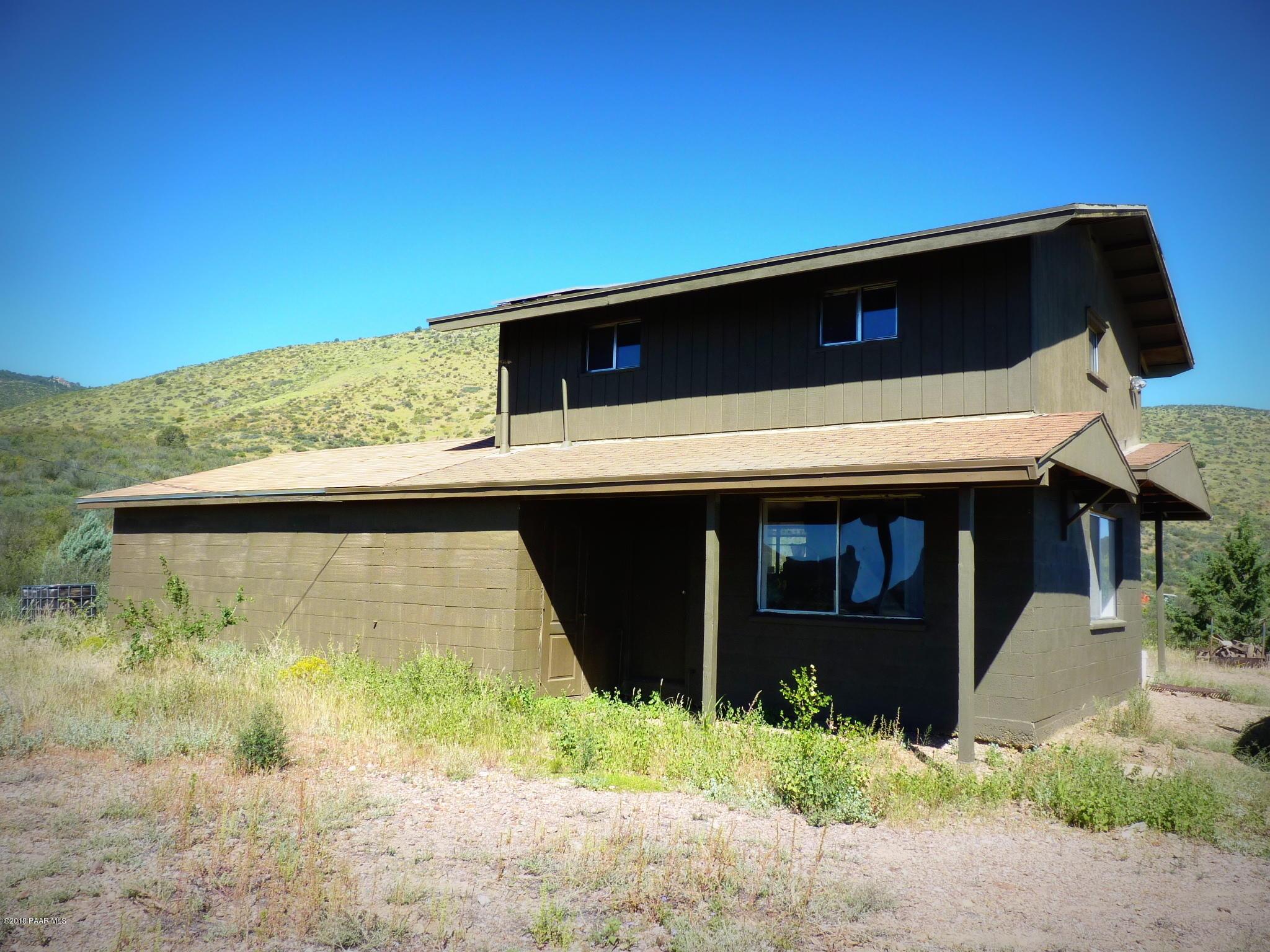 9101 E Iron King Road Dewey-Humboldt, AZ 86327 - MLS #: 1015456