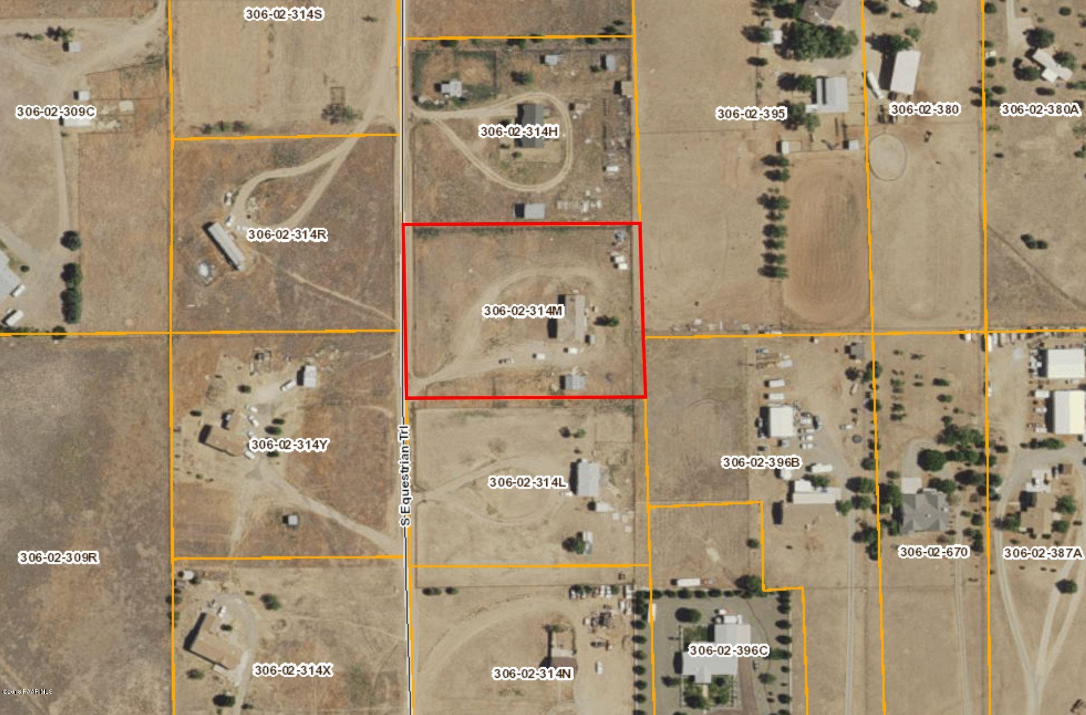 885 S Equestrian Trail Chino Valley, AZ 86323 - MLS #: 1015512