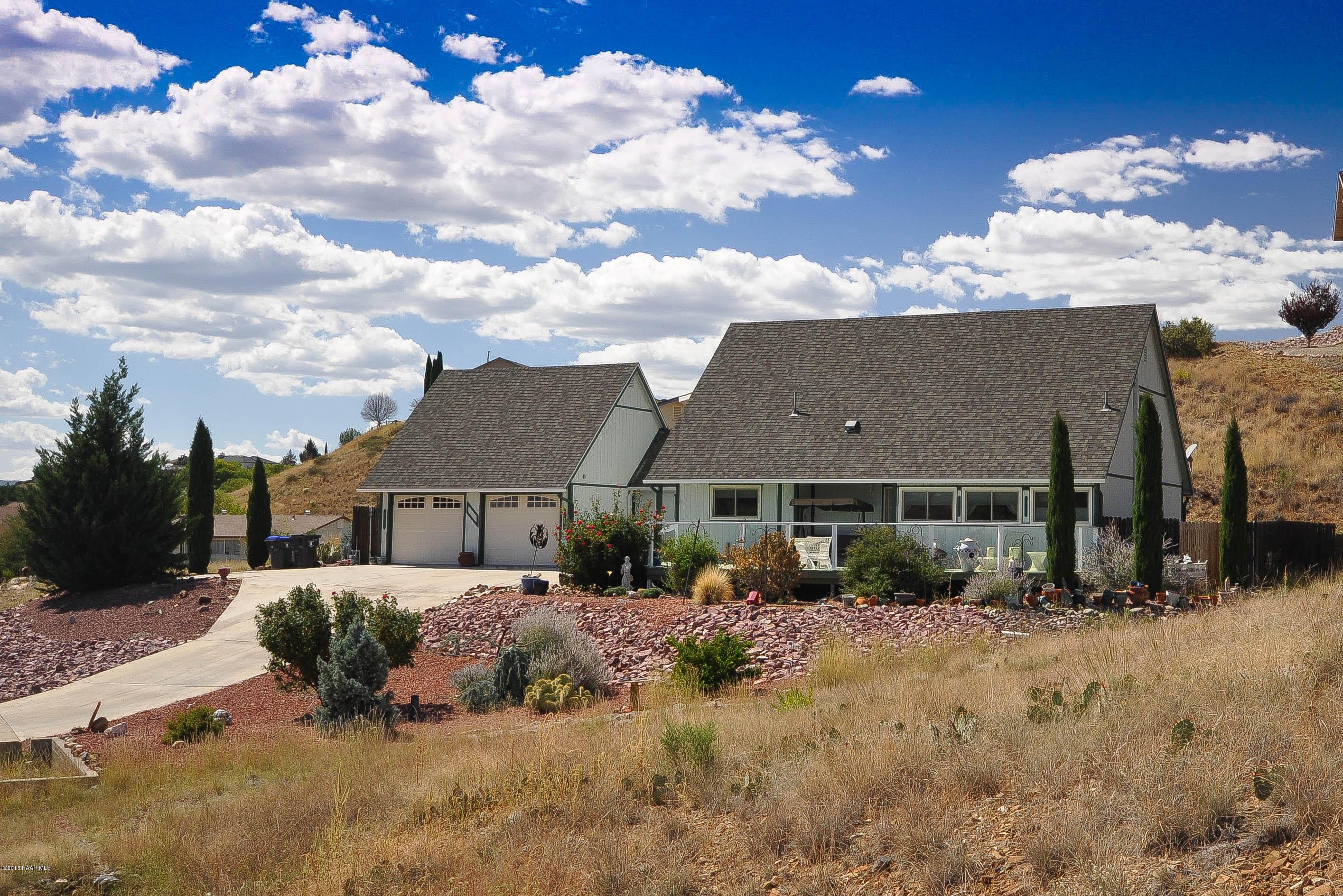 9716 E Rimrock Drive, Prescott Valley in Yavapai County, AZ 86314 Home for Sale