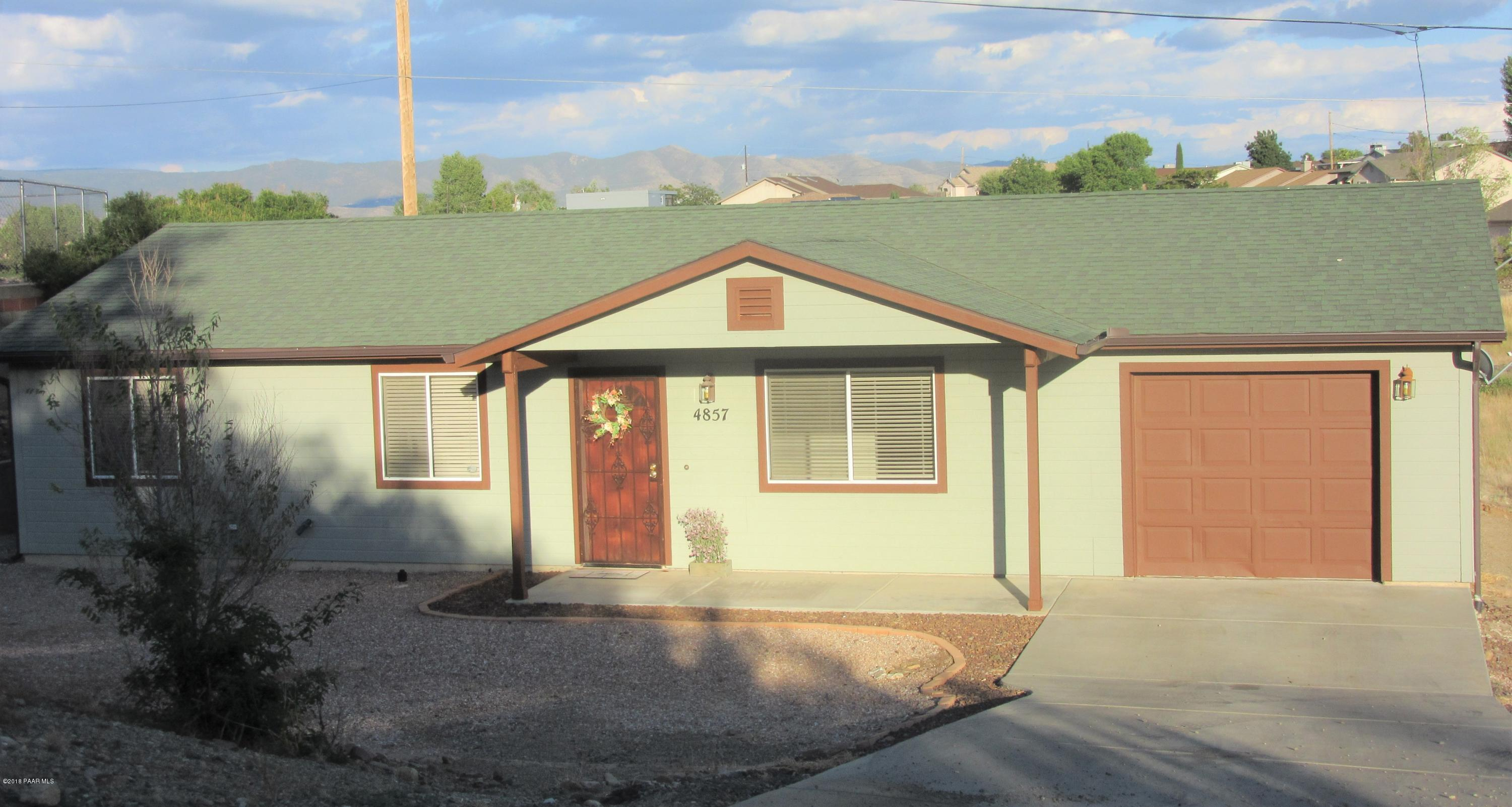 4857 N Meixner Road Prescott Valley, AZ 86314 - MLS #: 1014495