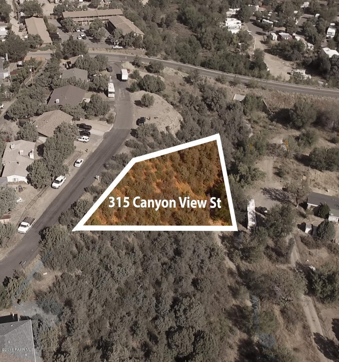 315/321 Canyon View Street Prescott, AZ 86303 - MLS #: 1014576