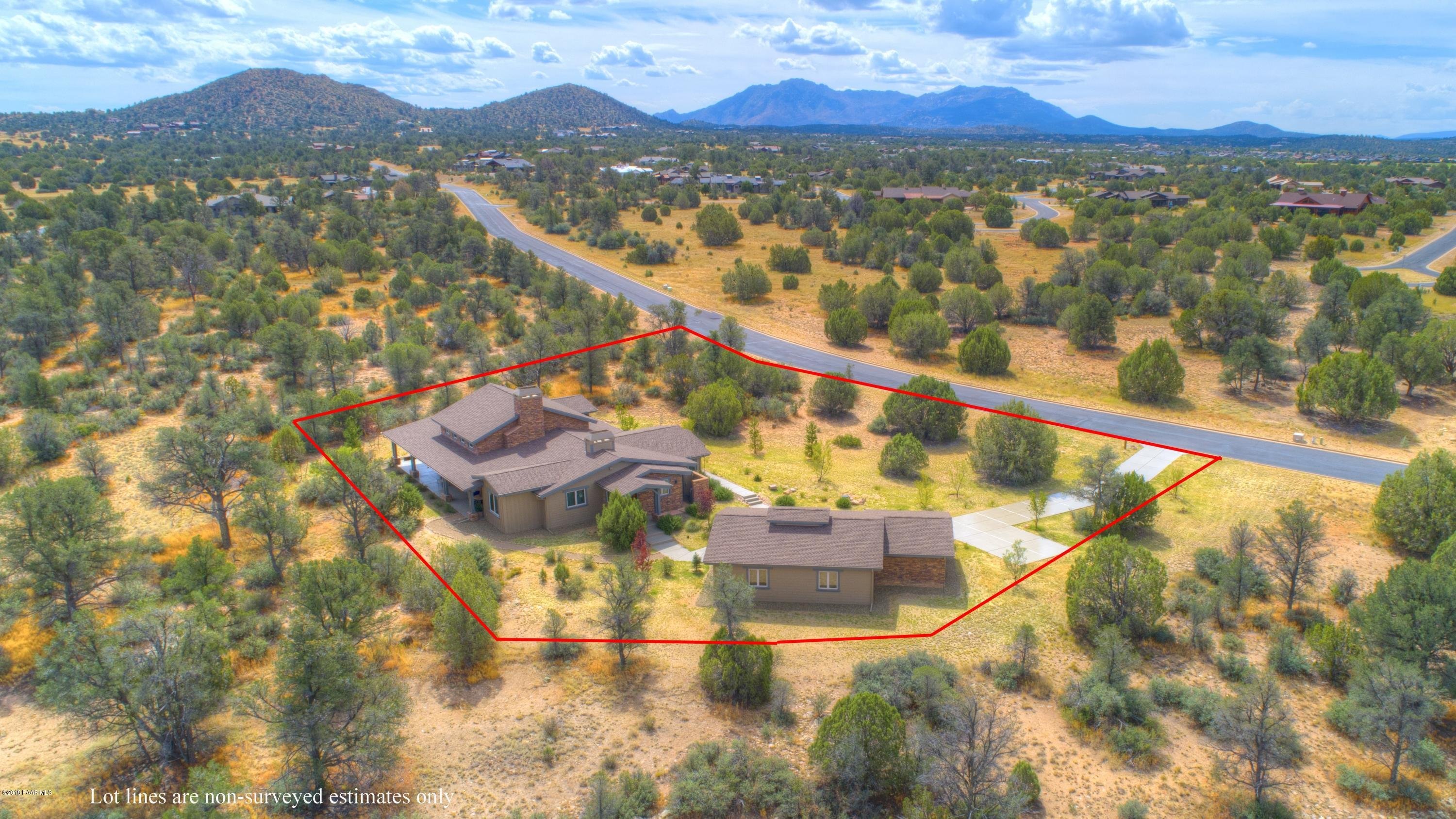 4775 W Three Forks Road Prescott, AZ 86305 - MLS #: 1016017