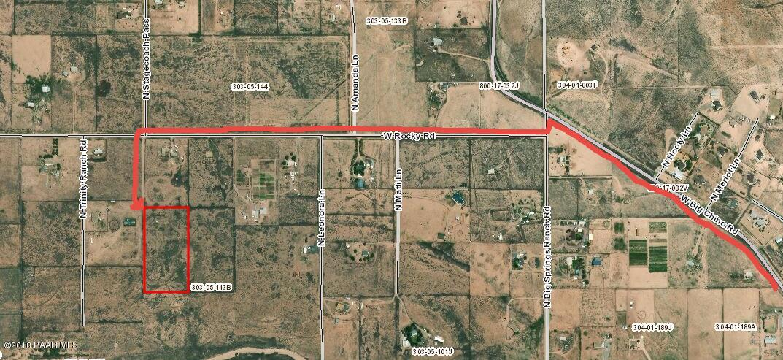 3555 W Rocky Road Paulden, AZ 86334 - MLS #: 1015927