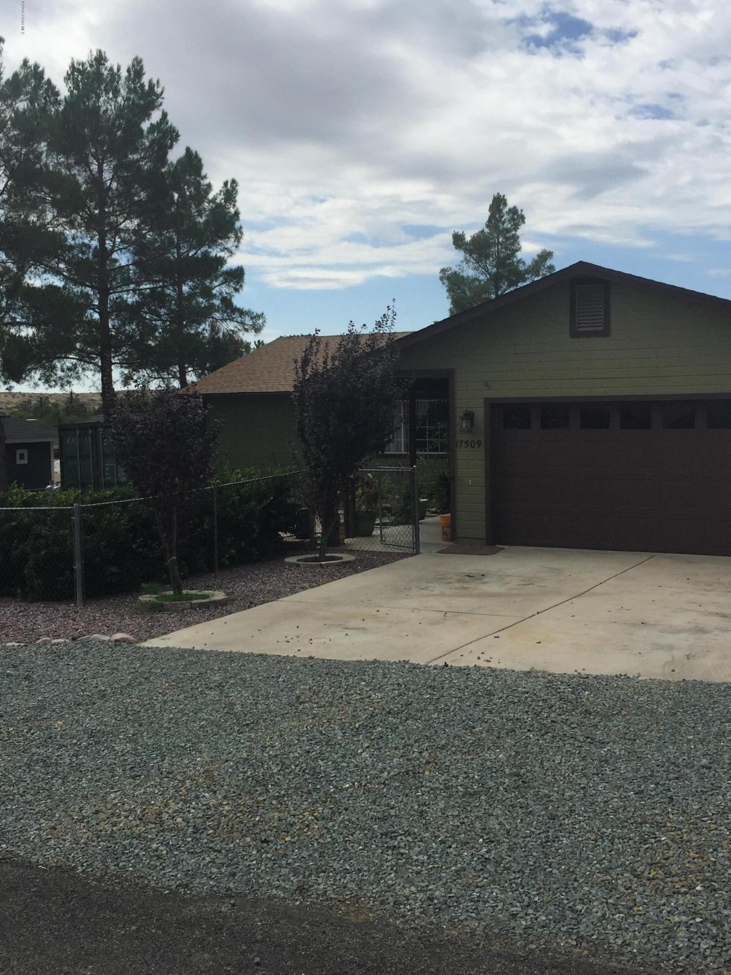 17509 E Jackrabbit Road Mayer, AZ 86333 - MLS #: 1015970