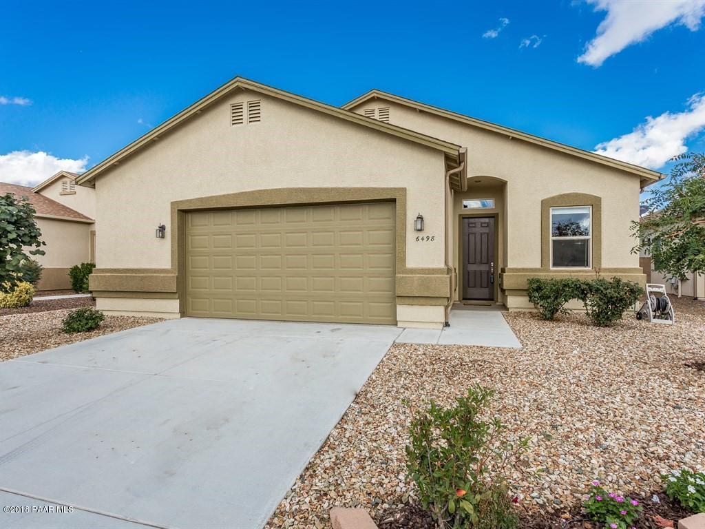 6498 Burdett Drive Prescott Valley, AZ 86314 - MLS #: 1016010