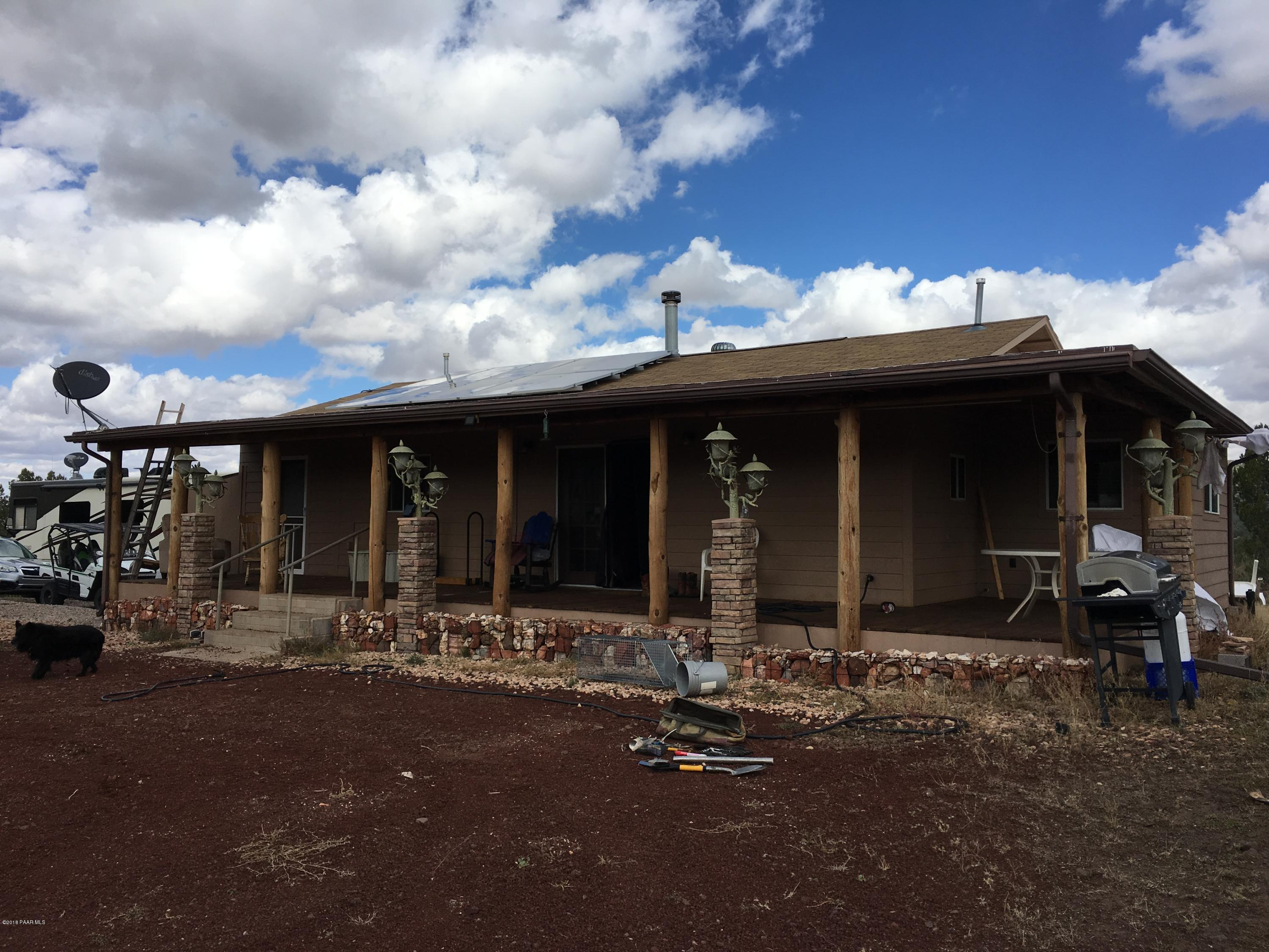44300 N Trout Creek Trail Seligman, AZ 86337 - MLS #: 1016106