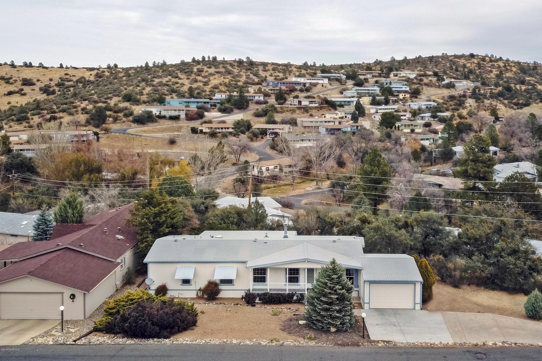 1974 E Mountain Hollow Drive, Prescott in Yavapai County, AZ 86301 Home for Sale