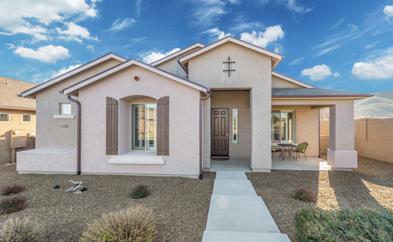 1103 N Buggy Barn Road, Prescott Valley, Arizona