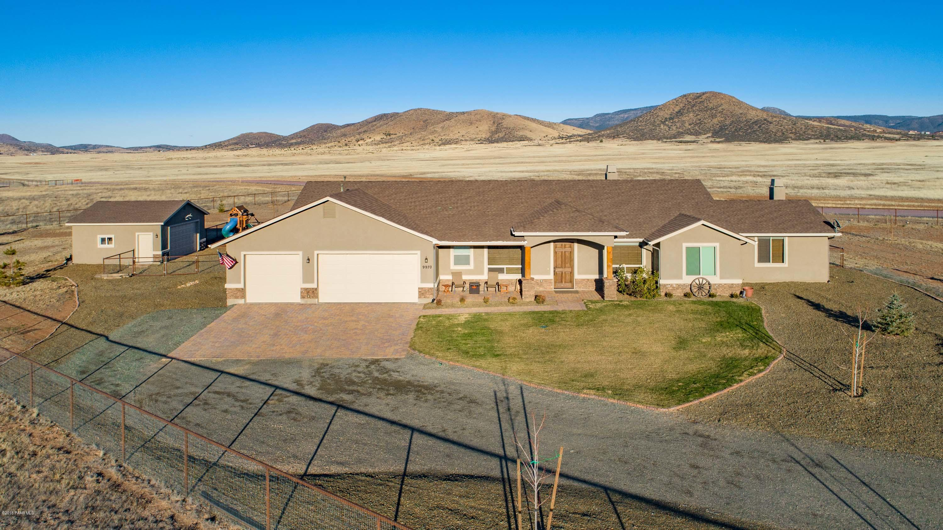 9970 E Pronghorn Lane, Prescott Valley in Yavapai County, AZ 86315 Home for Sale