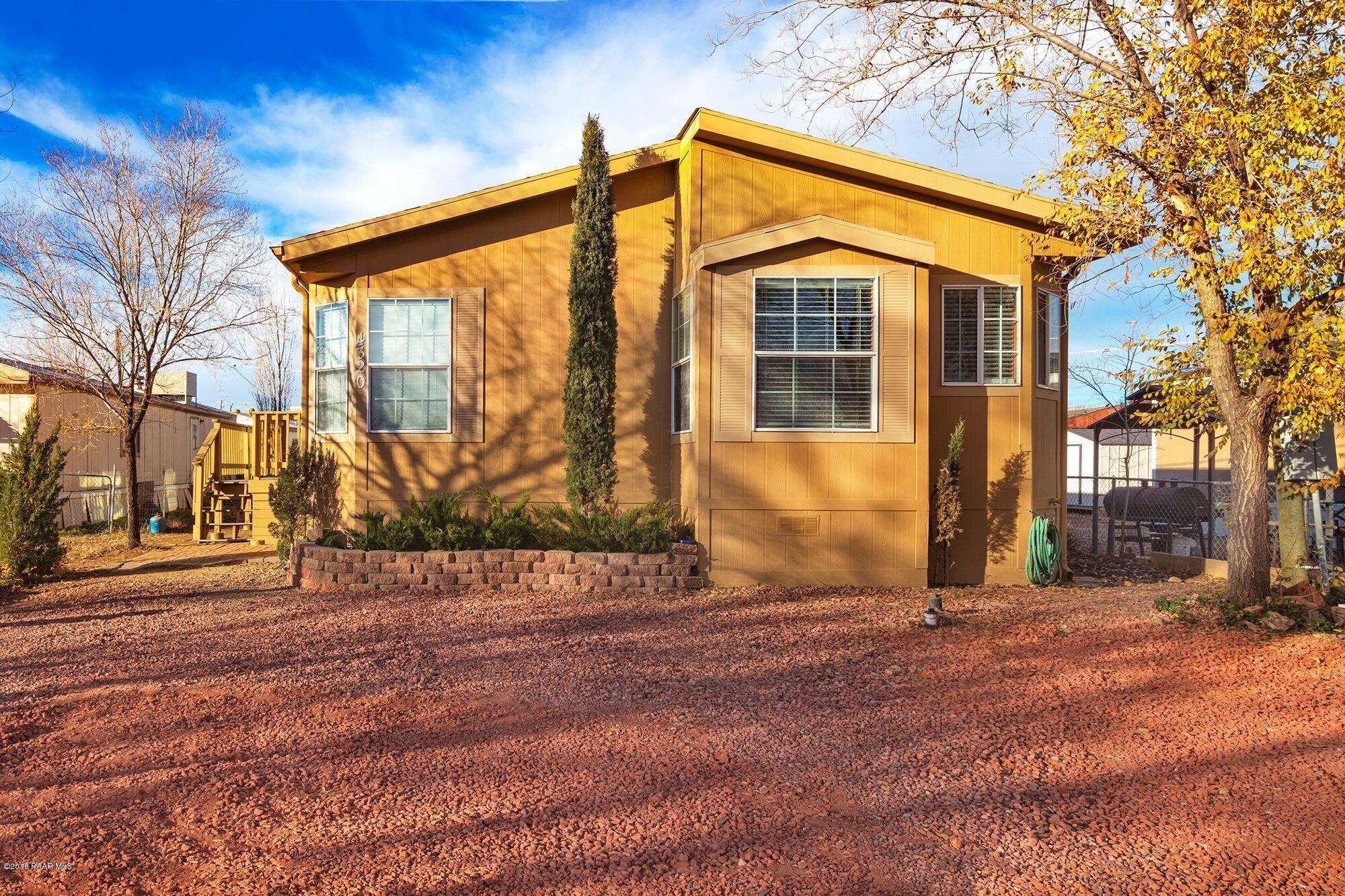4320 N Mobile Circle East, Prescott Valley, Arizona