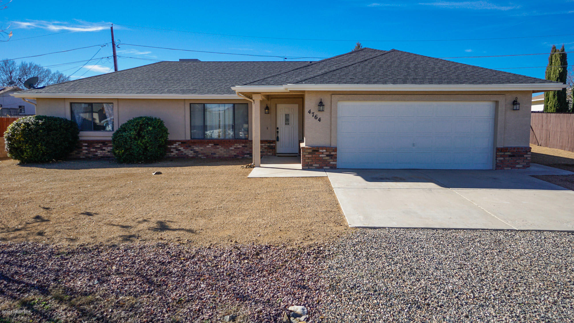 One of Prescott Valley 3 Bedroom Homes for Sale at 4764 N Noel Drive