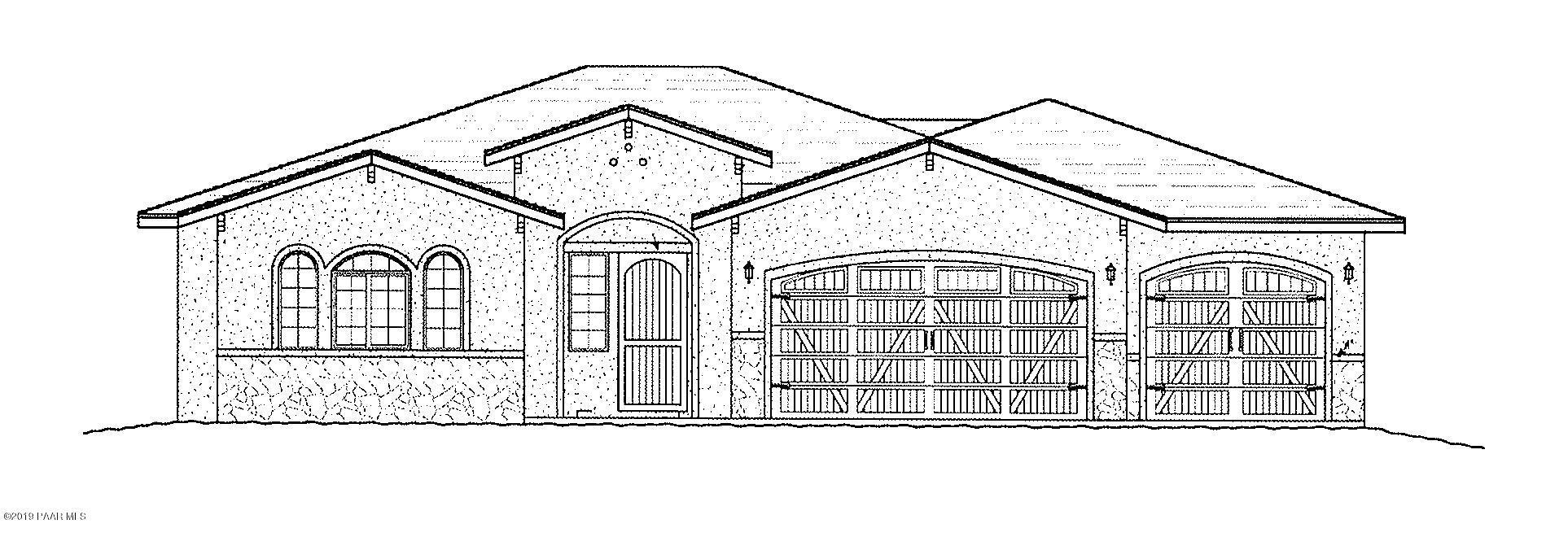 7066  Windy Walk Way, Prescott Valley in Yavapai County, AZ 86315 Home for Sale