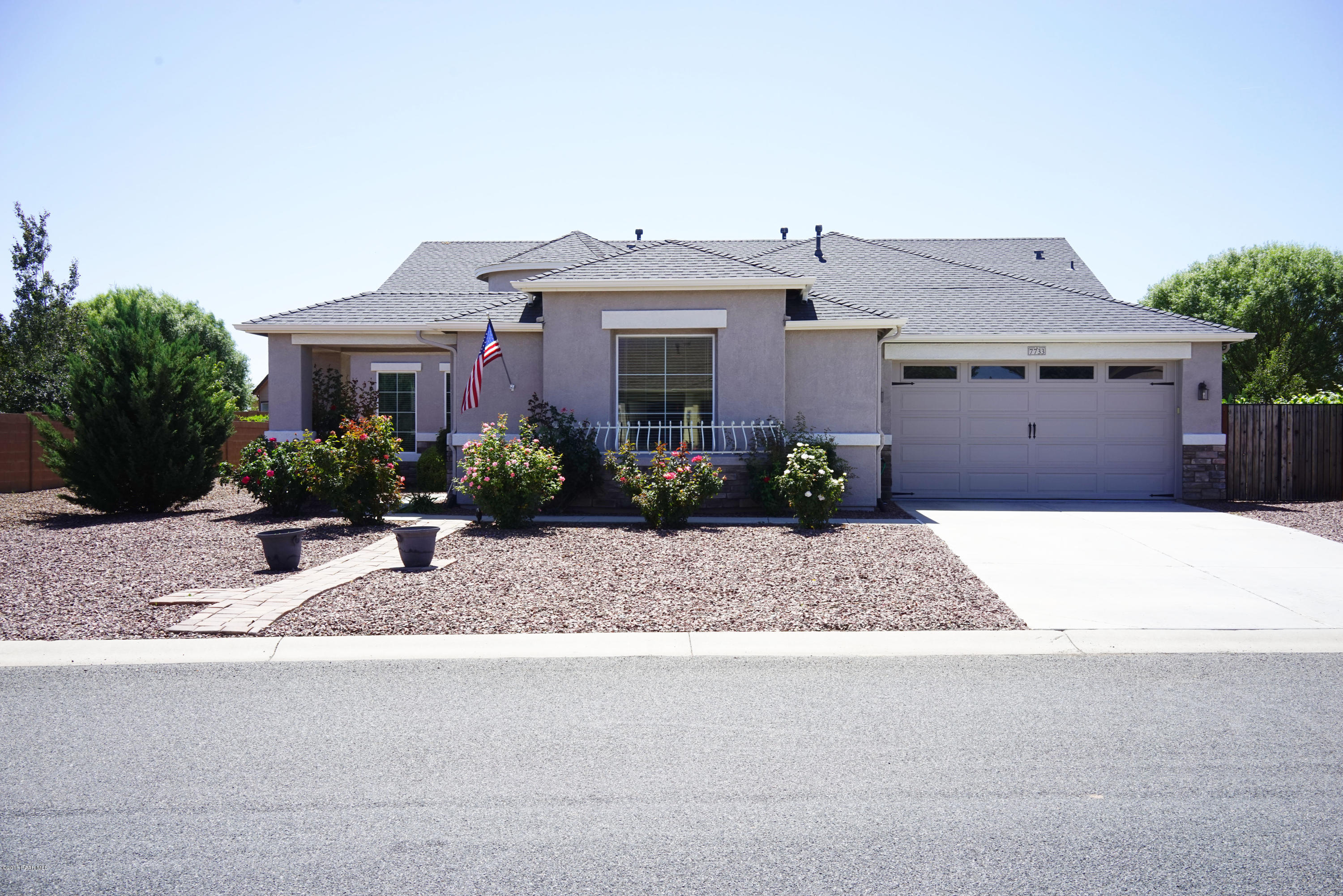7733 E Mesteno Road, Prescott Valley, Arizona