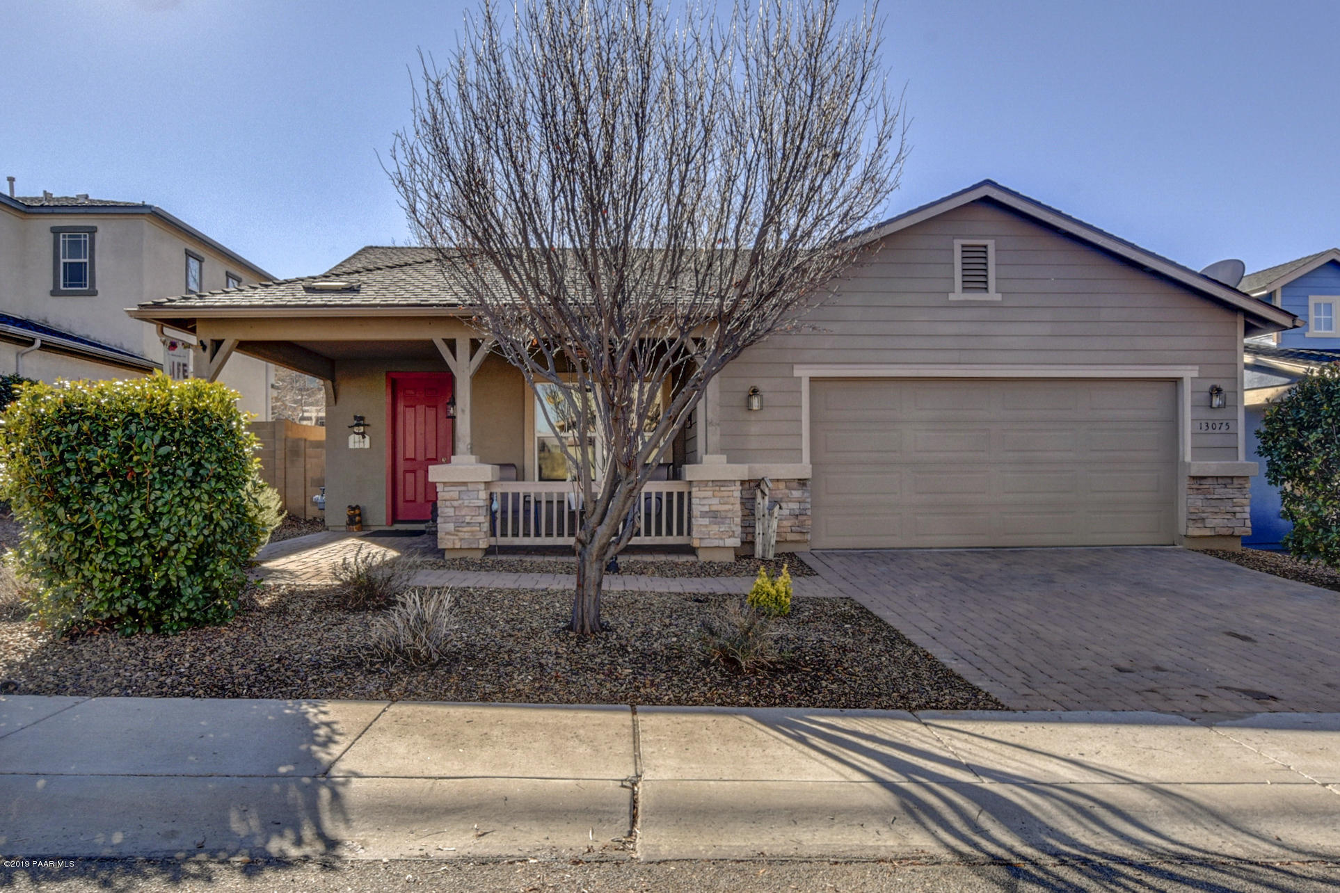 13075 E Durango Street, Prescott Valley in Yavapai County, AZ 86327 Home for Sale
