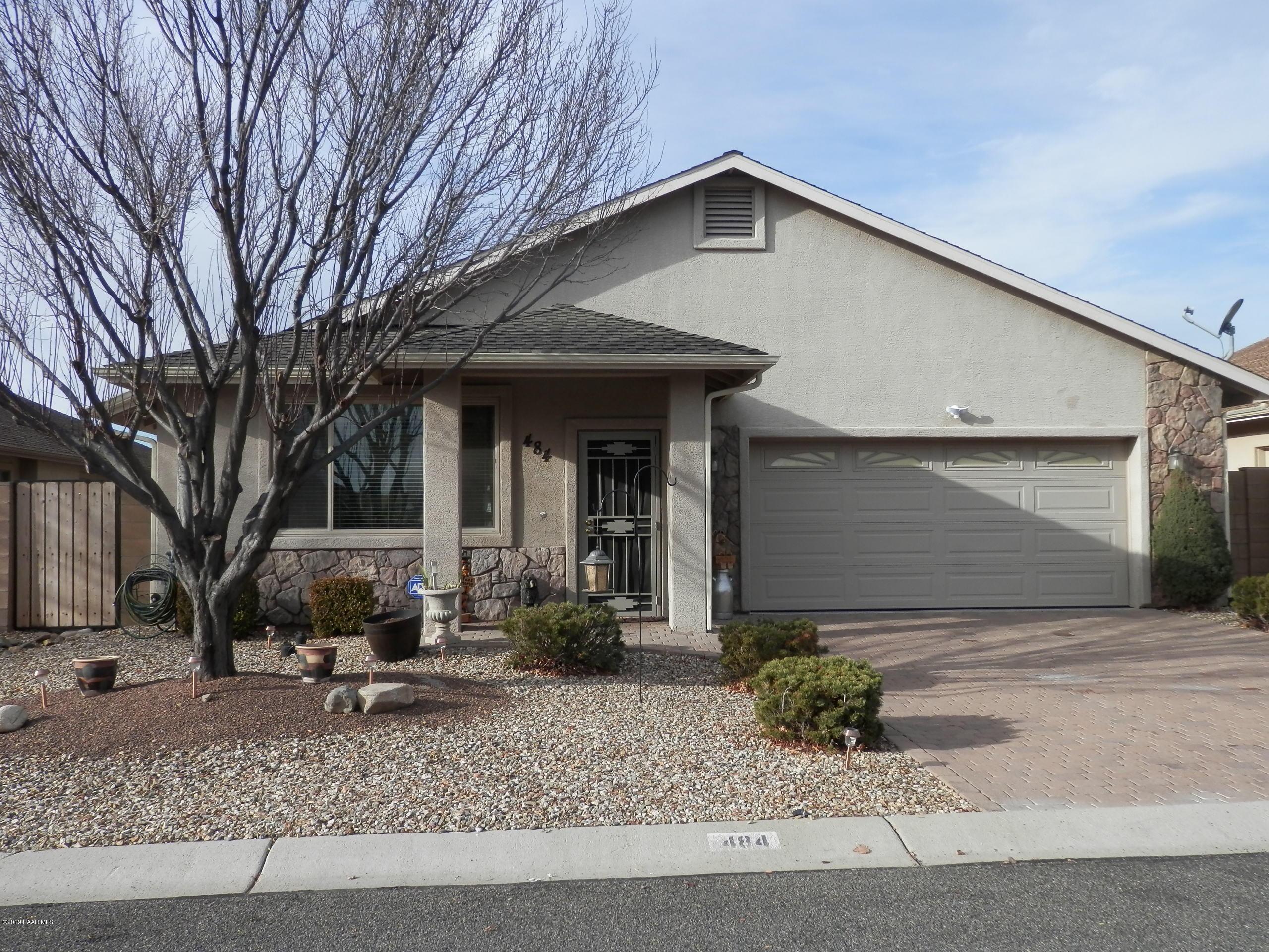484  La Paz Street, Prescott Valley in Yavapai County, AZ 86327 Home for Sale