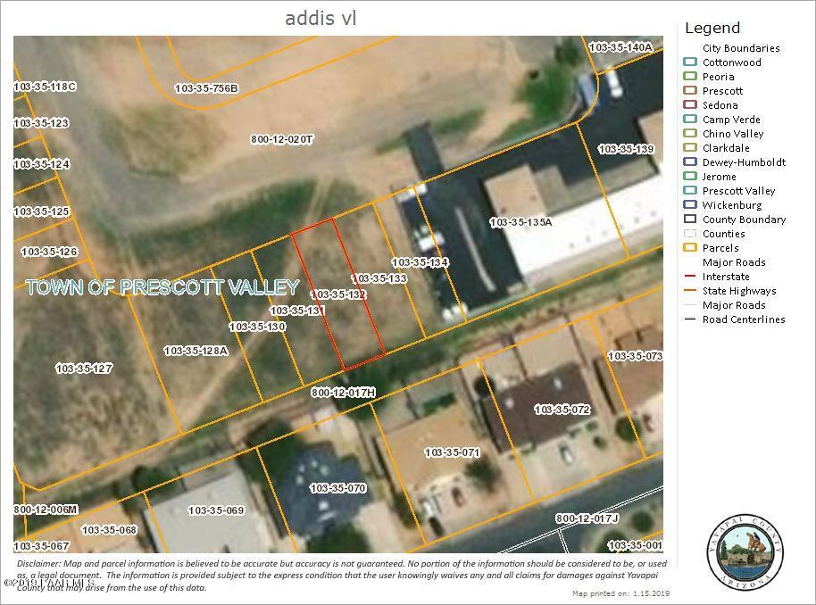 7457 E Addis Avenue, Prescott Valley, Arizona