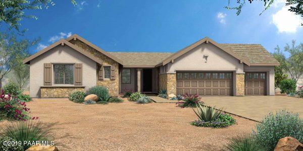 13187 E Brokton Lane, Prescott Valley, Arizona