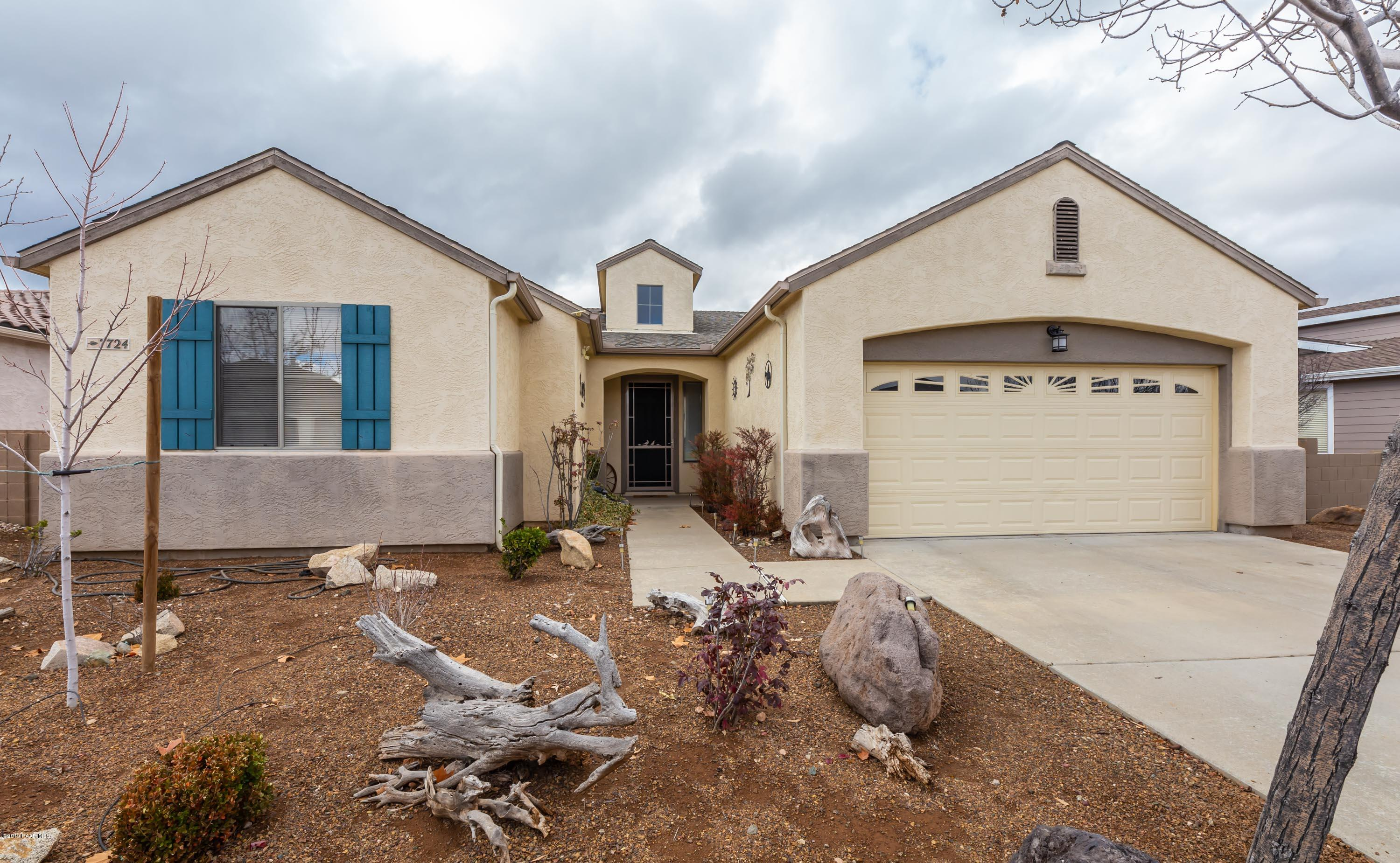 7724 E Crooked Creek Trail, Prescott Valley, Arizona