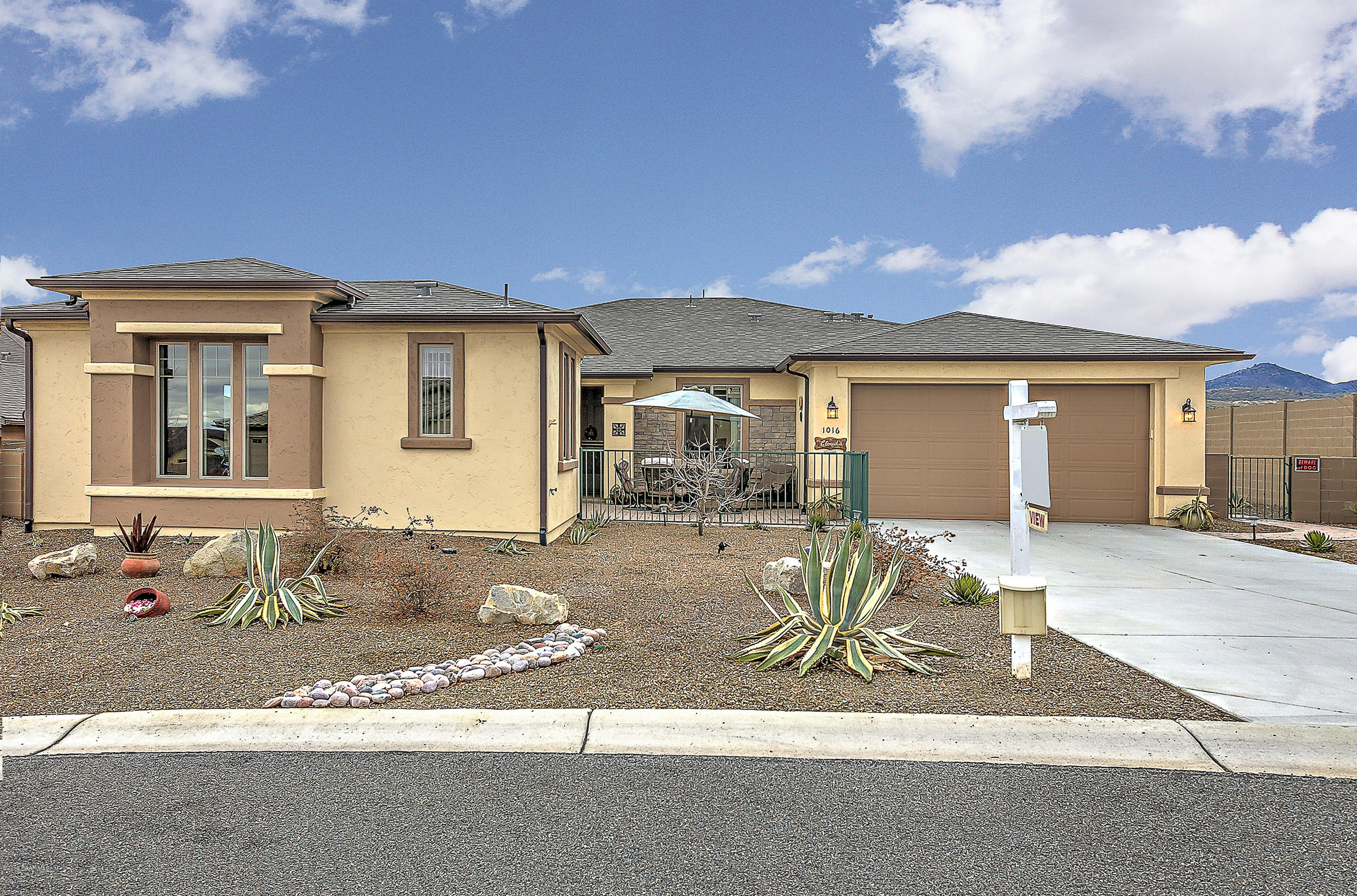 1016 N Wide Open Trail, Prescott Valley, Arizona